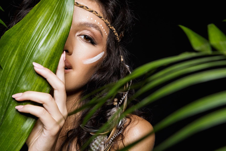 Femme de La Réunion Miss Écologie